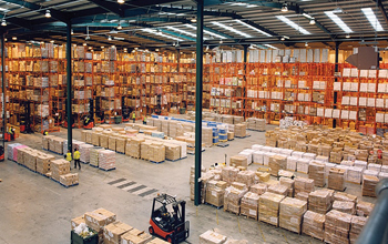 Warehouse and storing